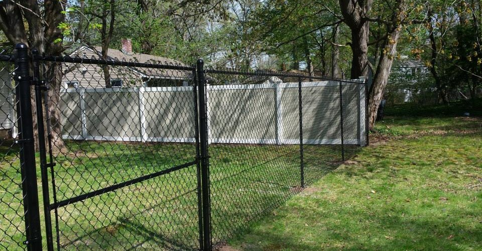 Chain Link Fence Connecticut Fence Works